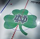 Oct. 4, 2011; Lefty Smith Rink, Compton Family Ice Arena..Photo by Matt Cashore/University of Notre Dame