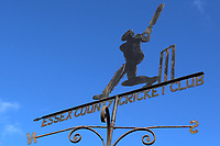 The Essex weather vane during Essex CCC vs Lancashire CCC, Specsavers County Championship Division 1 Cricket at The Cloudfm County Ground on 10th April 2017