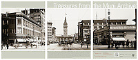 Beale and Market Streets, looking East | September 29, 1913 | Treasures from the Muni Archive