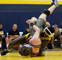 Bullis Wrestling Varsity 2011-12 vs Georgetown Prep