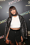 "Orange is the New Black Actress Jackie Cruz Attends Refinery29'S Opening Night of ""29Rooms: Powered by People"" During NYFW Held in Brooklyn, NY"