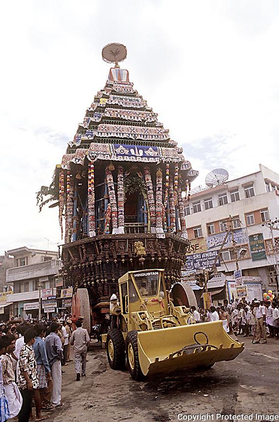 temple car sri varadaraja perumal temple kancheepuram. Black Bedroom Furniture Sets. Home Design Ideas