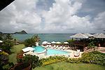 Cap Maison Resorts restaurant and pool