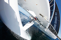 Hydroptere Delivery Lorient-Brest-Cowes