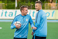 20151011: RSM, Football - Practice session of Team Slovenia before EURO 2016 Qualifying match