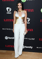 WEST HOLLYWOOD, CA, USA - NOVEMBER 13: Edy Ganem arrives at the Latina Magazine's '30 Under 30' Party held at SkyBar at the Mondrian Los Angeles on November 13, 2014 in West Hollywood, California, United States. (Photo by Xavier Collin/Celebrity Monitor)