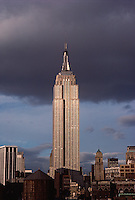 Empire State Building, designed by Shreve, Lamb & Harmon, William F. Lamb as chief designer, Manhattan, New York City, New York