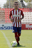 Atletico de Madrid's new player Angel Correa.