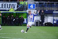 VOETBAL: HEERENVEEN: Abe Lenstra Stadion 04-04-2015, SC Heerenveen - NAC, uitslag 0-0, Doke Schmidt (#12), ©foto Martin de Jong