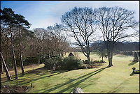 BNPS.co.uk (01202 558833)<br /> Pic: Strutt&amp;Parker/BNPS<br /> <br /> Best of both worlds - Chocolate box country cottage comes with stunning seaside views.<br /> <br /> A stunning house with an 'unsurpassed' waterside view is on the market for &pound;7million.<br /> <br /> Little Salterns in Bucklers Hard, Hants, sits on the shore of the exclusive Beaulieu River with fabulous vistas of the water and the Isle of Wight beyond.<br /> <br /> The grand thatched home - on the market with Strutt &amp; Parker - is perfectly placed for yachting enthusiasts. The river leads into the Solent, the most popular and sheltered yachting area in England, and is just a short sail across to Cowes on the Isle of Wight.