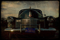 Caddy 1941, Cadillac