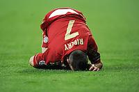 FUSSBALL   CHAMPIONS LEAGUE   SAISON 2011/2012     02.11.2011 FC Bayern Muenchen - SSC Neapel Franck Ribery (FC Bayern Muenchen)