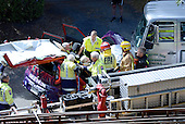 AI120512 Dunedin-Car Accident, State Highway 1 Car Accident Mosgiel 12 February 2015