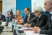 2017/03/21 Berlin | Landespolitik | Charité PK Jahresbilanz 2016