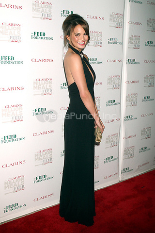 May 30, 2012 Chrissy Teigen at the Clarins Million Meals Concert for Feed at Alice Tully Hall, Lincoln Center in New York City. © RW/MediaPunch Inc.