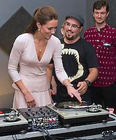 Kate, Duchess of Cambridge & Prince William DJS - Australia