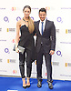 O2 Silver Clef Awards and lunch in aid of Nordoff Robbins 3rd July 2015 at Grosvenor House Hotel, Park Lane, London, Great Britain <br /> <br /> Red carpet arrivals <br /> <br /> Peter Andre<br /> his fianc&eacute;e Emily MacDonagh <br /> <br /> Photograph by Elliott Franks<br /> <br /> 2015 &copy; Elliott Franks
