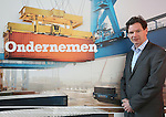 Foto: VidiPhoto<br /> <br /> AMSTERDAM - Portret van Dirk Mulder, sectormanager Food &amp; Retail van ING Nederland in het hoofdkantoor in Amsterdam.