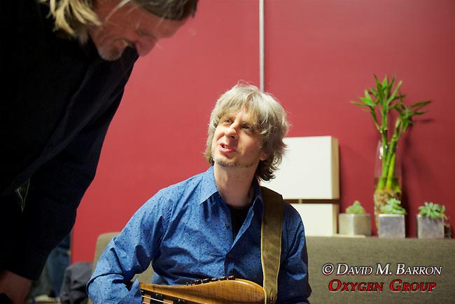 Scott Murawski & Mike Gordon At Port City Music Hall