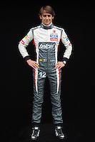 SAUBER F1 TEAM MEXICAN DRIVER ESTEBAN GUTIERREZ. .Melbourne 16/03/2013 .Formula 1 Gp Australia.Foto Insidefoto.ITALY ONLY .Posato Ritratto Pilota