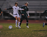 Oxford High vs. West Point in girls high school soccer  in Oxford, Miss. on Tuesday, January 17, 2012.