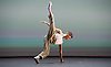 BBC Young Dancer 2015 <br /> at Sadler's Wells, London, Great Britain <br /> 8th May 2015 <br /> <br /> Grand Final <br /> TX Saturday 7pm on 9th May 2015 <br /> <br /> <br /> <br /> Connor Scott - Contemporary <br /> in a duet with Meshach Henry <br /> dancing a piece called Blood Snow <br /> <br /> <br /> Photograph by Elliott Franks <br /> Image licensed to Elliott Franks Photography Services