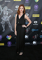 BEVERLY HILLS, CA - April 20: Erin Breen, At Artemis Women in Action Film Festival - Opening Night Gala At The Ahrya Fine Arts Theatre In California on April 20, 2017. Credit: FS/MediaPunch