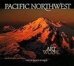 Pacific Northwest: Land of Light and Water is a lush look at Wolfe's most visually stunning landscapes--and wildlife--of Washington, Oregon, Idaho, and British Columbia. His affinity for his home landscape where he hiked and climbed as a young man is evident on every page. Watermark does not appear on product.