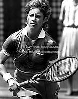 CHRIS EVERT (USA)<br /> French Open Paris 1984Chris Evert (USA)<br /> Copyright Michael Cole