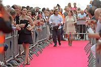 Pescara 14/07/2013: 40a Edizione del Film Festival Ennio Flaiano. In foto Sara Serraiocco, ritira il Pegaso d'Oro. foto credit Adamo Di Loreto/BuenaVista*photo