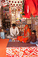 The Dilip Fancy Store in Jaipur sells all manner of goods