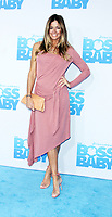 NEW YORK, NY March 20, 2017 Kelly Bensimon attends DreamWorks presents premiere of The Boss Baby at AMC Loews Lincoln Square  in New York March 20, 2017. Credit:RW/MediaPunch