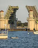 Drawbridge at St. Augustine, Florida