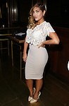 Bad Girls club Gigi Lopez Attends Johnny Donovan's Birthday Celebration Hosted by VH-1 Mob Wives' Big Ang Held at the Gold Bar, NY
