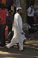Mumbai, early mornong, CENTRAL MUMBAI, INDIA