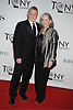 Ron Raines and wife Dona attends th 66th Annual Tony Awards on June 10, 2012 at The Beacon Theatre in New York City.