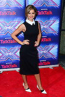 AUG 27 The X Factor press launch