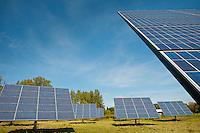 20110907 UVM Solar Trackers