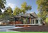 Baldbridge Residence by Burton Baldbrige