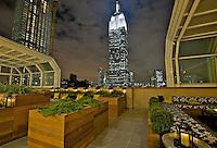 Srand Hotel New York, NY Rooftop Bar