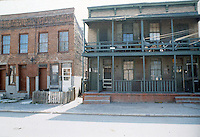 1978 July ..Redevelopment.Huntersville 1&2 (R-70)..HOMES EXISTING...NEG#.NRHA# 5575..