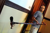 Fonico. Sound technician
