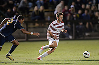 Stanford Soccer vs California, October 4, 2012