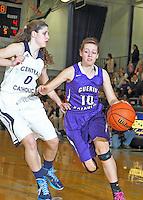 Girls Varsity Basketball vs. Central Catholic 1-30-15