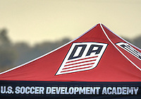 DA U-13/U-14 Central Regional Showcase, October 15, 2016