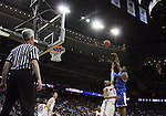 Terrence Jones throws in a shot in the second half of UK's Sweet 16 NCAA tournament win, 62-60 against 1 seed Ohio State at the Prudential Center in Newark, New Jersey on Friday, March 25, 2011.  Photo by Britney McIntosh | Staff
