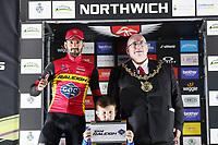 Picture by Alex Whitehead/SWpix.com 12/05/2017 -  Tour Series Round 3 Northwich - Men's Race -  Enrique Sanz