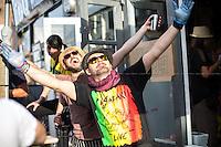 """""""Behind The Bar"""" - Notting Hill Carnival 2014 at 'Centonove'"""