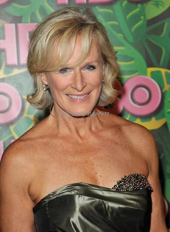 Glenn Close at the HBO's 62nd Emmy after party held at the Pacific Design Center West Hollywood, Ca. August 29, 2010