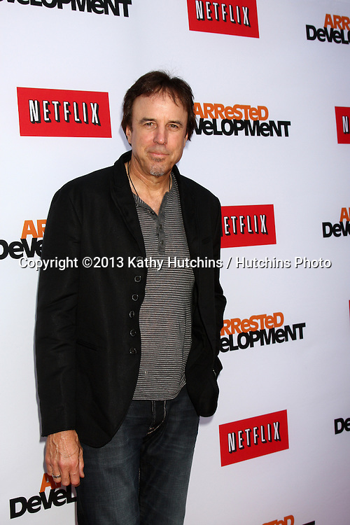 "LOS ANGELES - APR 29:  Kevin Nealon arrives at the ""Arrested Development"" Los Angeles Premiere at the Chinese Theater on April 29, 2013 in Los Angeles, CA"